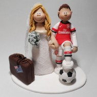Arsenal-Cake-Topper-Australia-Suitcase