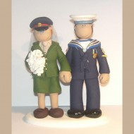 army-navy-cake-topper