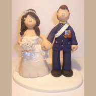 army-office-cake-topper
