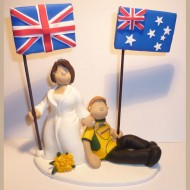 australia-britain-cake-topper
