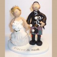 bagpipes-wedding-cake-topper