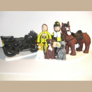 biker-horserider-cake-topper