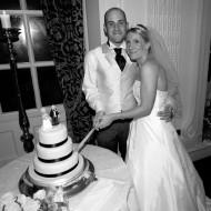 black-white-topper-on-cake