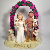 body-builder-wedding-cake-topper
