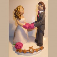 boxing-cake-topper
