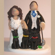 bride-groom-golf-3-cats-cake-topper