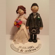 bride-groom-name-on-cake-topper