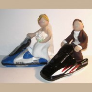 bride-groom-on-jetskis