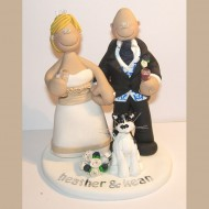 bride-groom-wine-glasses-with-cat-cake-topper