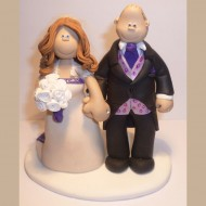 cadburys-purple-wedding-cake-topper