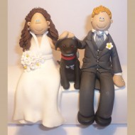 dog-head-patting-cake-topper
