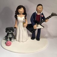 electric-guitar-wedding-cake-topper
