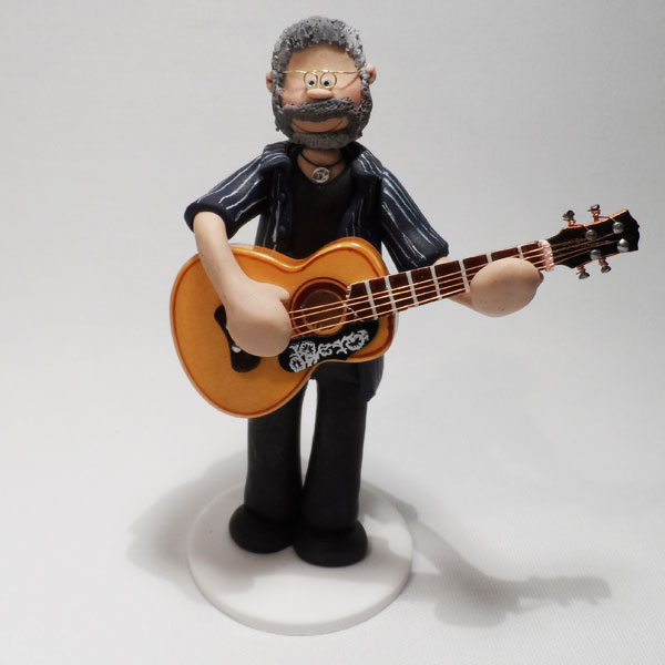 Birthday Cake Topper Guitar Image Inspiration of Cake and