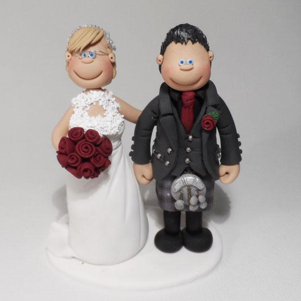Pin Kilted Cake Toppers Scottish Irish Cake On Pinterest