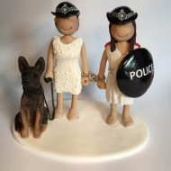 lesbian-police-wedding-cake-topper