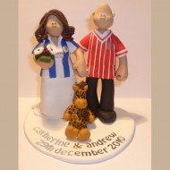 Birthday Cake Toppers Sheffield Wednesday