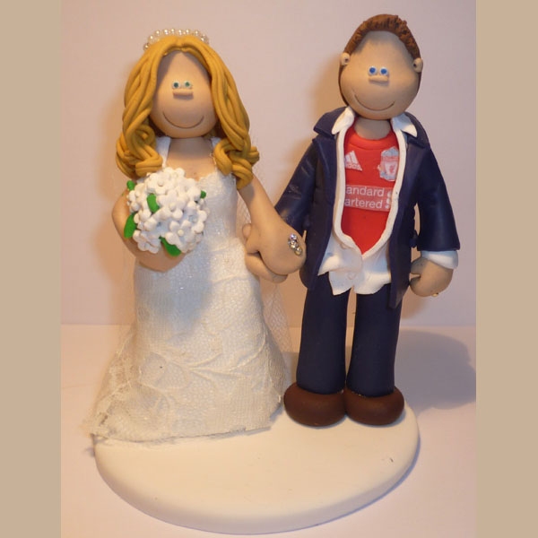 Liverpool Shirt Cake Toppers