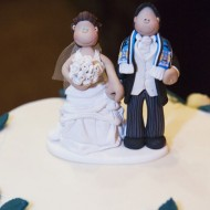 Wedding Cake Toppers On Their Cakes Totally Topperscom