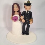 military-cake-topper