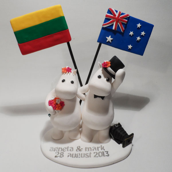 Unique Cake Toppers Personalised To You | Totally Toppers.com