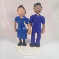 nurse-couple-cake-topper
