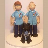 nurses-cake-topper