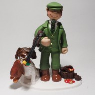 pheasant-hunting-shooting-cake-topper