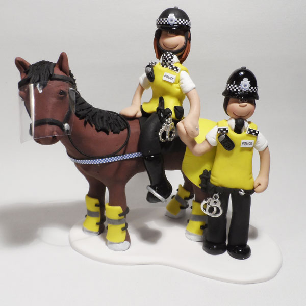 Employment Cake Toppers | Totally Toppers.com