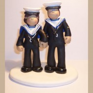sailor-couple-cake-topper