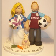 Sheffield Wednesday Cake Topper