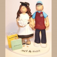 shopping-bride-west-ham-groom-cake-topper