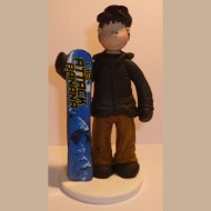single-snowboarding-figure