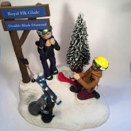 skiing-proposal-cake-topper