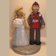 sparkly-base-man-united-cake-topper