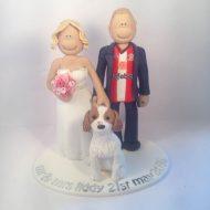 sunderland-fc-wedding-cake-topper