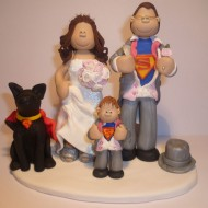 superman-son-dog-cake-topper