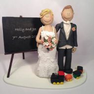 teacher-train-driver-cake-topper