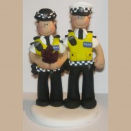 traffic-officer-couple-cake-topper