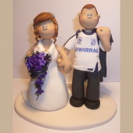 tranmere-rovers-wedding-cake-topper