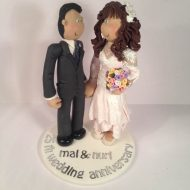 wedding-anniversary-cake-topper